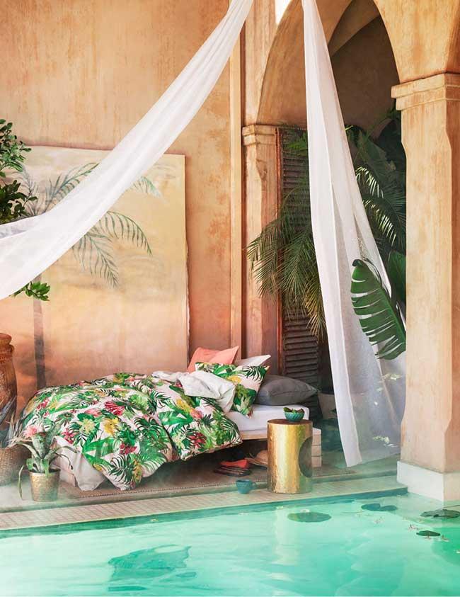 , Cet Eté H&M Apporte une Touche Tropicale dans la Maison