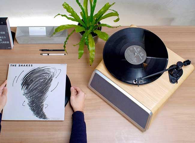HYM Seed Audio Tourne Disque