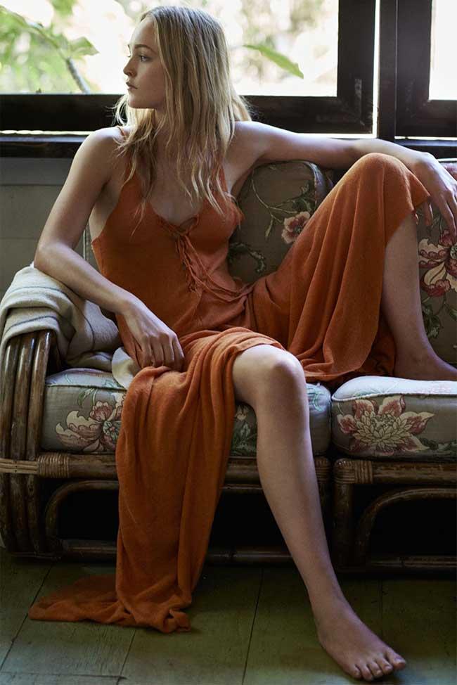, Un Eté Zara en Bord de Mer Zen et Relaxant pour Jean Campbell
