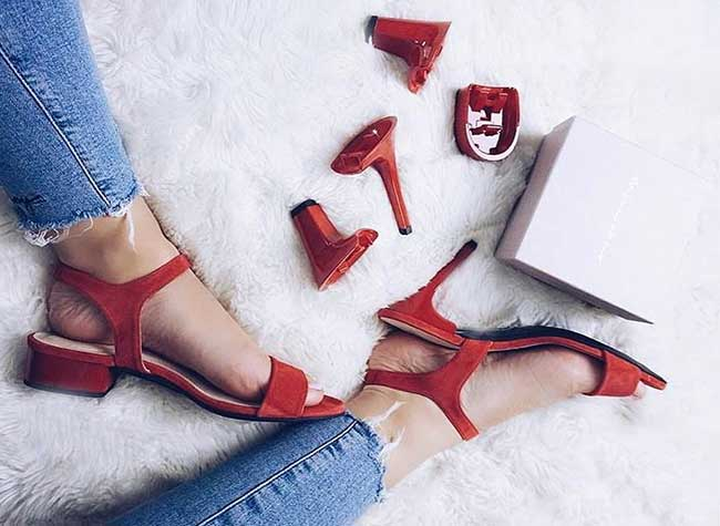 Interchangeables Talons Moi Chaussures Avec mime Chassures oBdrxEQCeW
