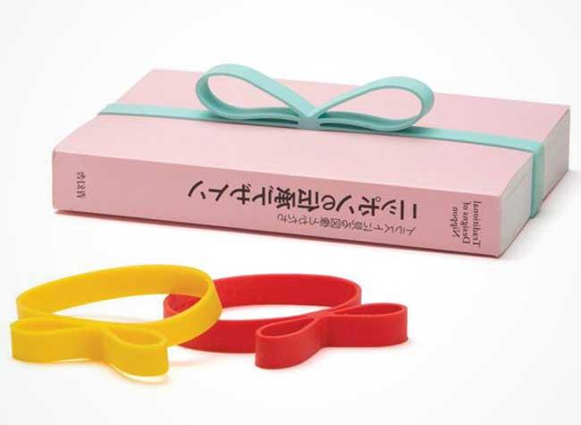 Ruban Cadeai Silicone Elastique Gifted