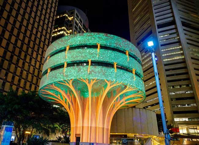 fete vivid sydney, Vivid Sydney, un Feu d'Artifice de Lumières dans la Ville