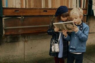 Baby Dior Enfants Hiver 2017 2018 Campagne