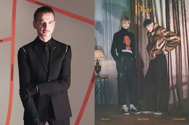 Campagne Dior Homme Hiver 2017 2018