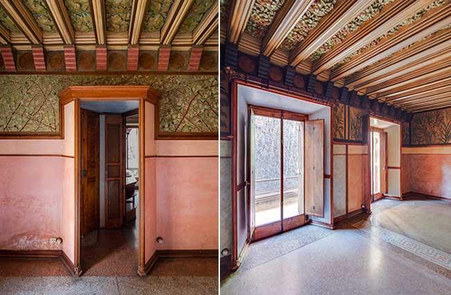 casa vicens ouverture public 7 - Casa Vicens la Première Grande Oeuvre d'Antoni Gaudi Ouvre enfin au Public