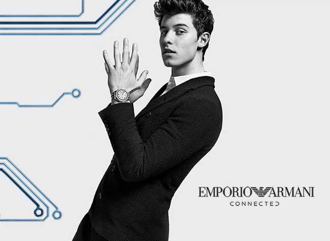 Montre Montre Connectee Emporio Armani 2017, Les Nouvelles SmartWatchs Emporio Armani Arrivent (video)