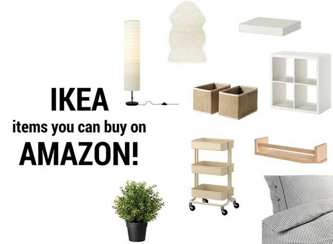 Ikea Amazon, Ikea va Ouvrir sa Boutique sur Amazon et AliBaba