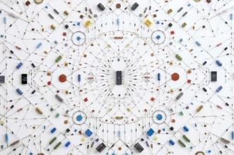 Leonardo Ulian Mandalas Electronique