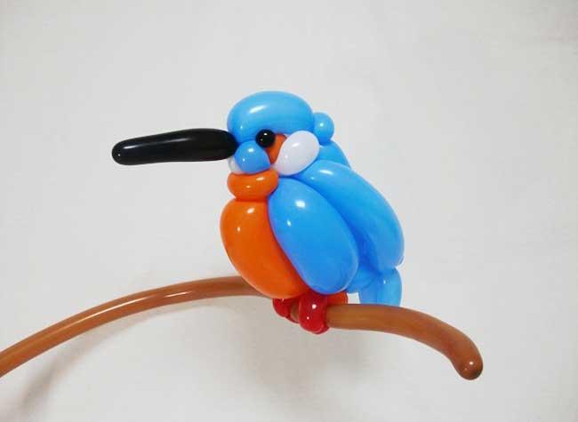 masayoshi matsumoto artiste sculpture ballons 1 - La Sculpture Animale en Ballons est un Art Vraiment Gonflé