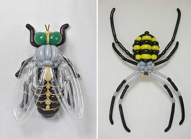 , La Sculpture Animale en Ballons est un Art Vraiment Gonflé