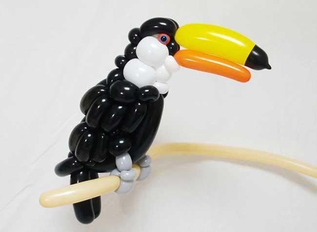 masayoshi matsumoto artiste sculpture ballons 5 - La Sculpture Animale en Ballons est un Art Vraiment Gonflé