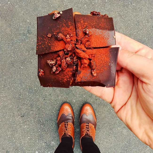 Tal Spiegel Desserted in Paris