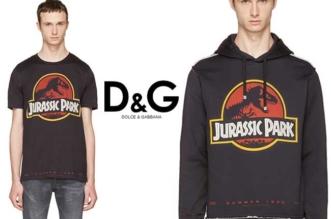 Jurassic Park x Dolce Gabbana