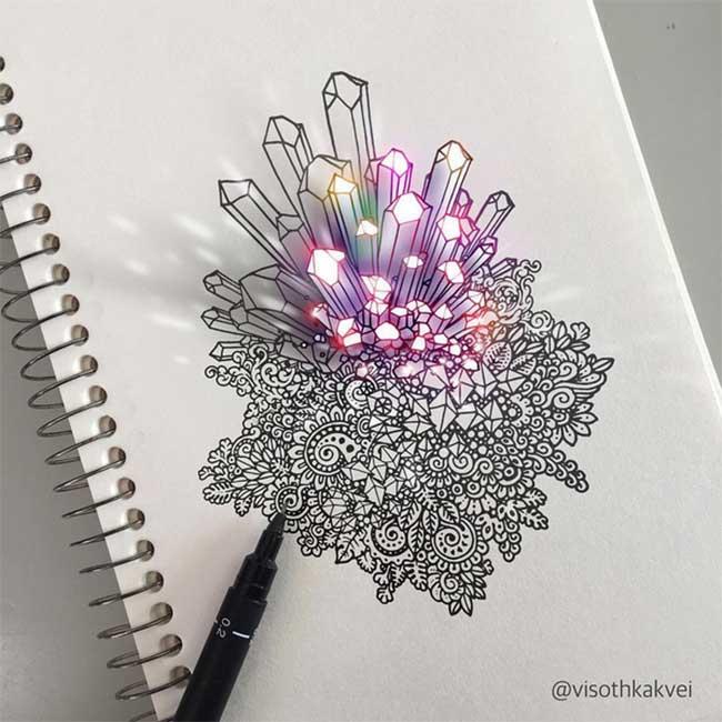 Visothkakvei illustrations 3D