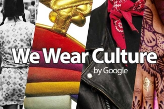 We Wear Culture Google Site
