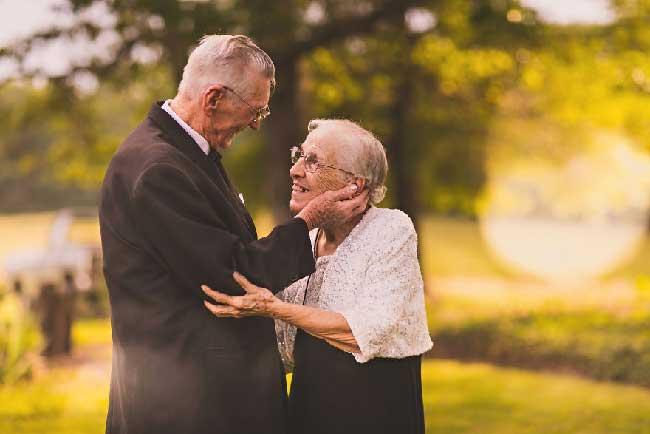 Couple Photo Mariage Noces Palissandre