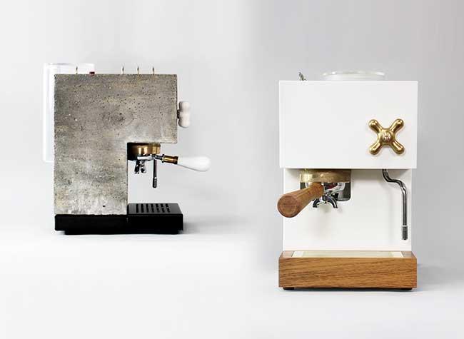 anza espresso machine montaag beton design 2 - Anza, la Première Machine à Café Expresso en Béton Armé