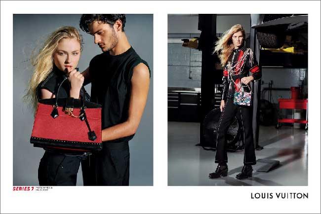 Campagne Louis Vuitton Hiver 2017 2018