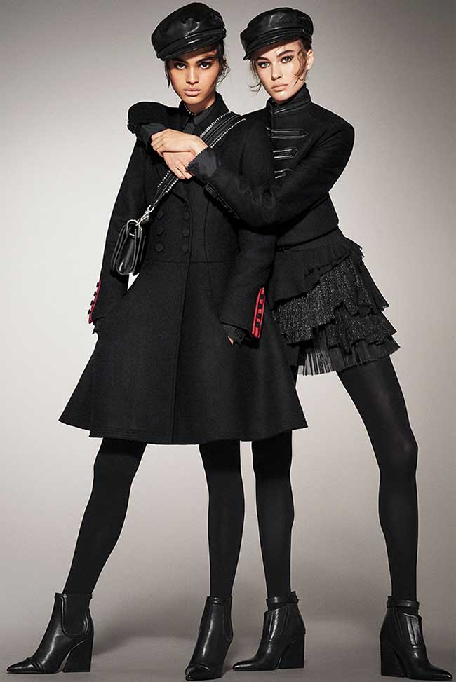 grande variété de modèles sur des coups de pieds de vaste gamme de Chic Intemporel et Bérets Noirs pour Zara Femme cet Hiver ...