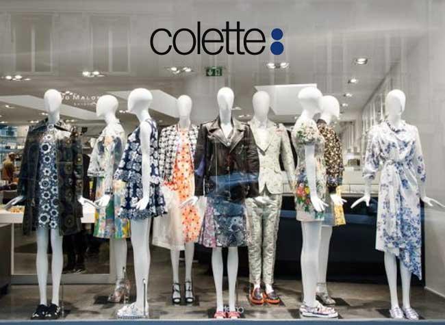 Colette Paris Fermeture Definitive