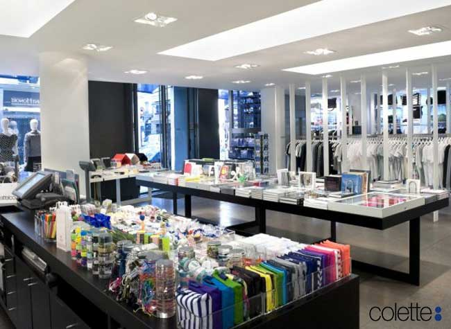 Colette Paris Fermeture Definitive