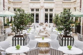 Hôtel de Crillon Paris 2017