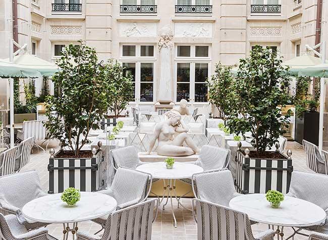 Hôtel de Crillon Paris 2017