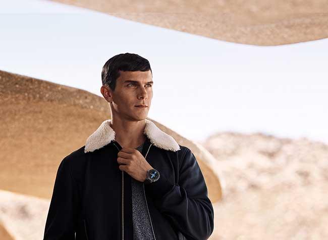 Louis Vuitton Montre Connectee Tambour Horizon, Tambour Horizon, la Montre Chic et Connectée de Louis Vuitton (video)