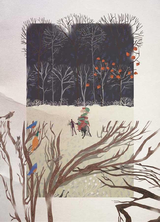 illustrations paulina wyrt, La Vie Heureuse et Illustrée de Paulina Wyrt