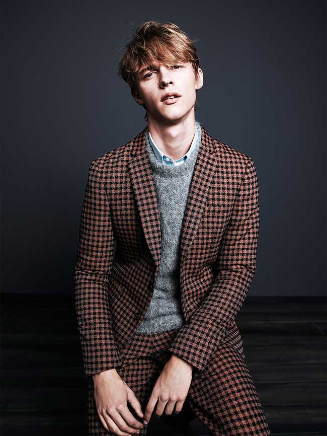 Campagne Zara Homme Hiver 2017 2018, Pour Zara Homme, l'Hiver Prochain ce sera Chacun son Style