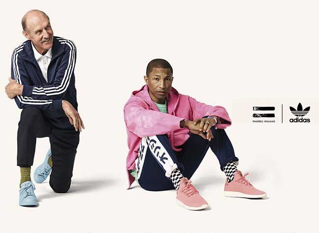 Adidas Icon Pack Stan Smith Pharrell Williams