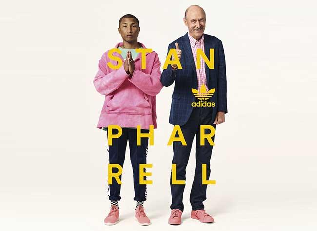 Adidas Icon Pack Stan Smith Pharrell Williams