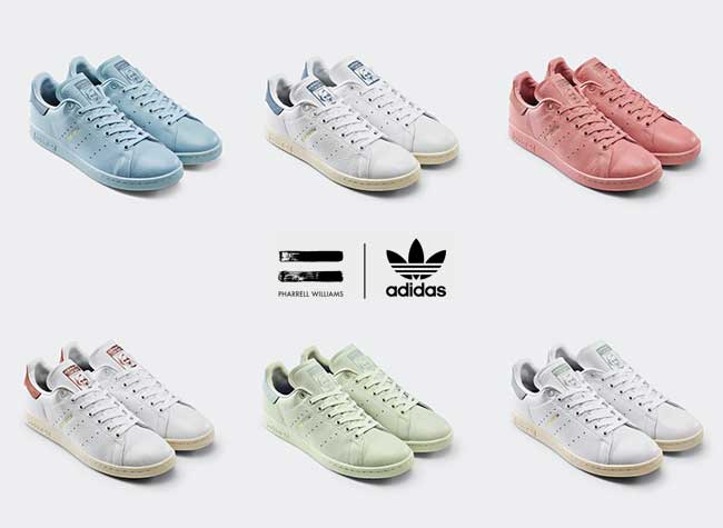 be6b474d9c621 ... Adidas Icon Pack Stan Smith Pharrell Williams ... adidas Stan Smith  Icons Pack adidas ...