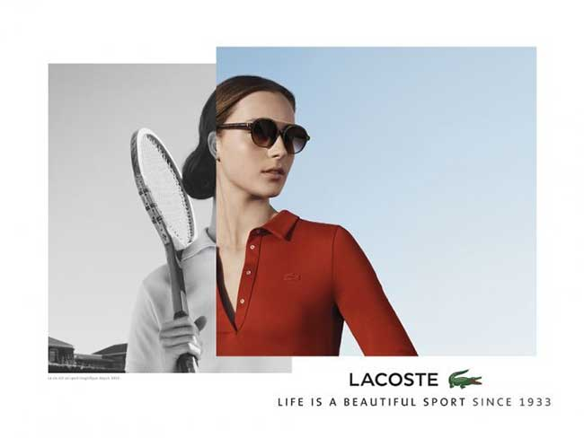 Campagne Lacoste 2017 2018