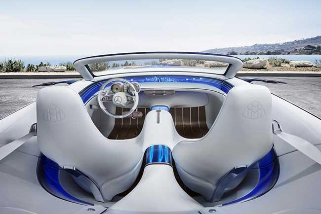 Cabriolet Vision Mercedes-Maybach 6