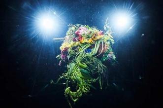 Azuma Makoto Installation Florale Art