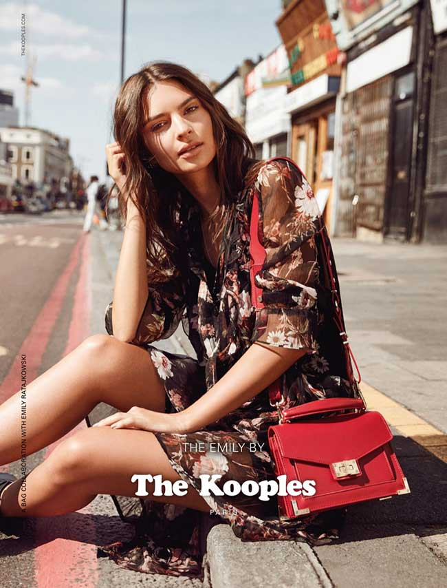 Emily Ratajkowski The Kooples