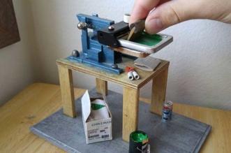 Devin Smith Mini Machine Serigraphie