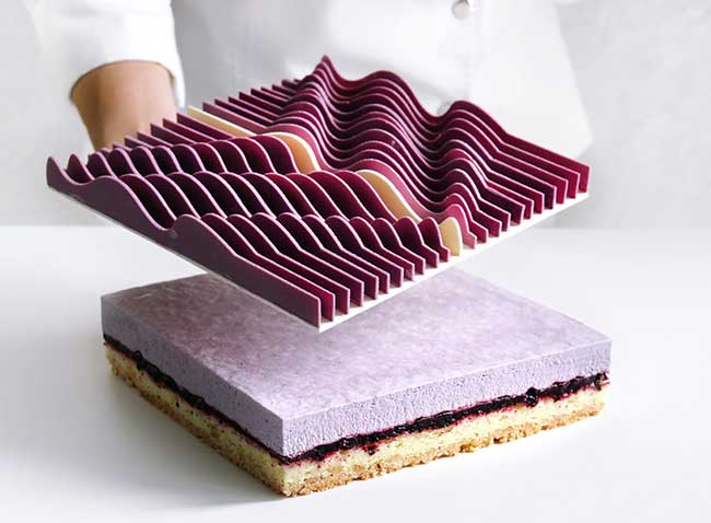Dinara Kasko Jose Margulis Patisseries, Les Sculptures de Jose Margulis Deviennent des Pâtisseries en 3D