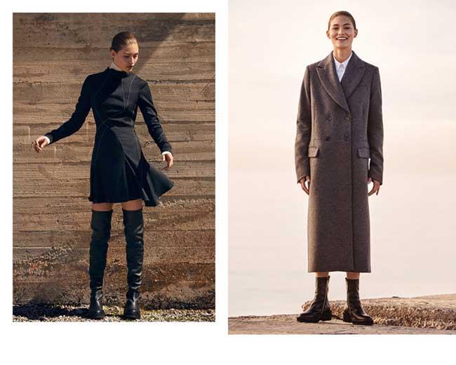 hm studio femme hiver 2017 2018, H&M Studio Femme Fait Rimer Streetwear avec Style de Vie
