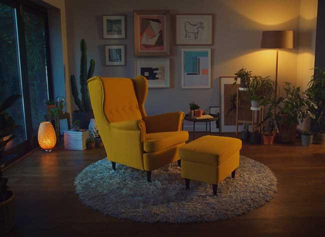 ikea place realite augumentee mobilier 3d iphone 1 - Essayer Virtuellement le Mobilier IKEA chez vous avec l'iPhone (video)
