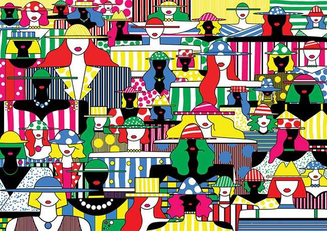 Illustrations Retro Ana Jaks, Les Illustrations Rétro de cette Artiste vont Illuminer votre Journée