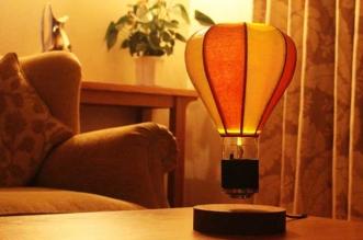 Float Lamp Montgolfiere Levitation