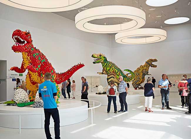 maison lego house danemark, La Maison Lego House Ouvre au Danemark à Billund