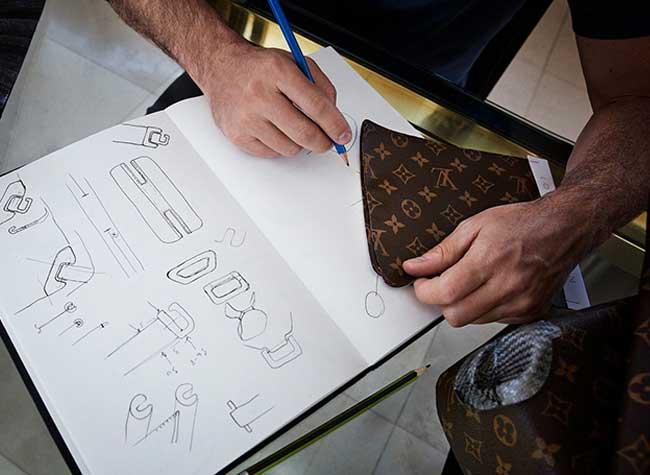 Louis Vuitton Marc Newson Valises Horizon