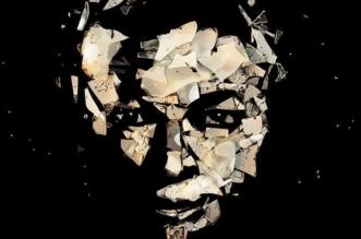 Noah Scalin Portrait Nat King Cole