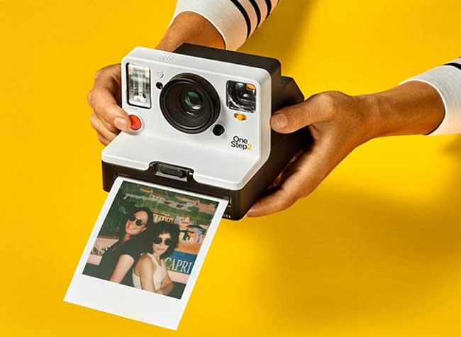 Polaroid OneStep 2 Appareil Photo, Retour de l'Appareil Photo Polaroid Original avec Papier Argentique