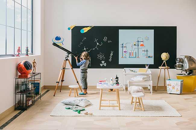 zara home enfants maison hiver 2017 2018, Cet Hiver les Petits Inventeurs se Retrouvent chez Zara Home