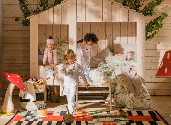 Cet hiver zara home invite les enfants à partir à laventure