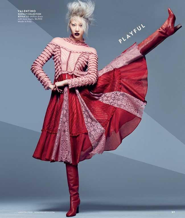 art fashion neiman marcus campagne automne hiver 2017 0 - The Art of Fashion Automne Hiver 2017 par Neiman Marcus